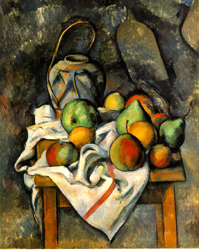 Cezanne Fruit Bowl
